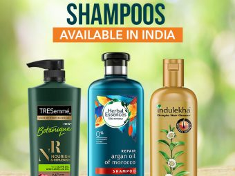 15 Best Paraben-Free Shampoos Available In India
