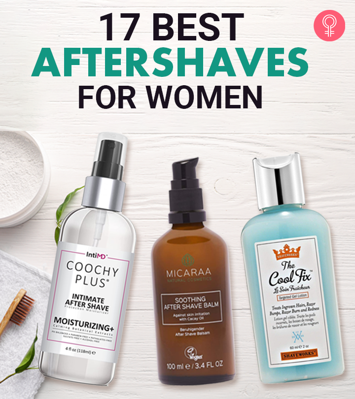 17 Best Aftershaves For Women