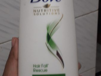 Dove Hair Fall Rescue Shampoo pic 2-Works for me, go for it..-By mohraj\\\'s_world