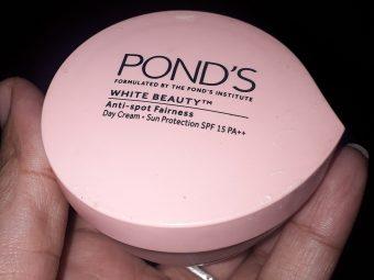 Ponds White Beauty Anti Spot Fairness SPF 15 Day Cream -Ok ok product-By mohraj\\\'s_world