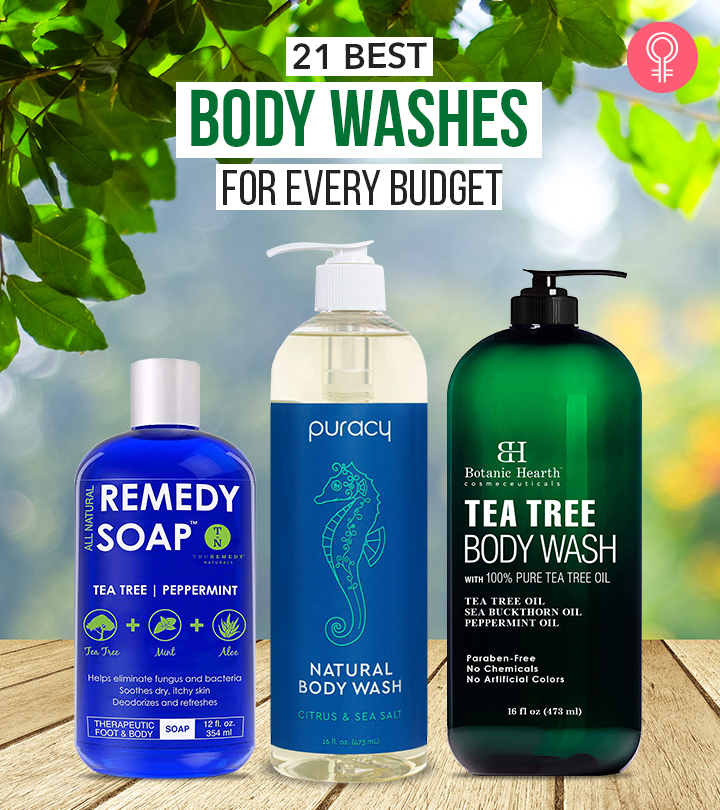 21 Best Body Washes For Every Budget – 2021