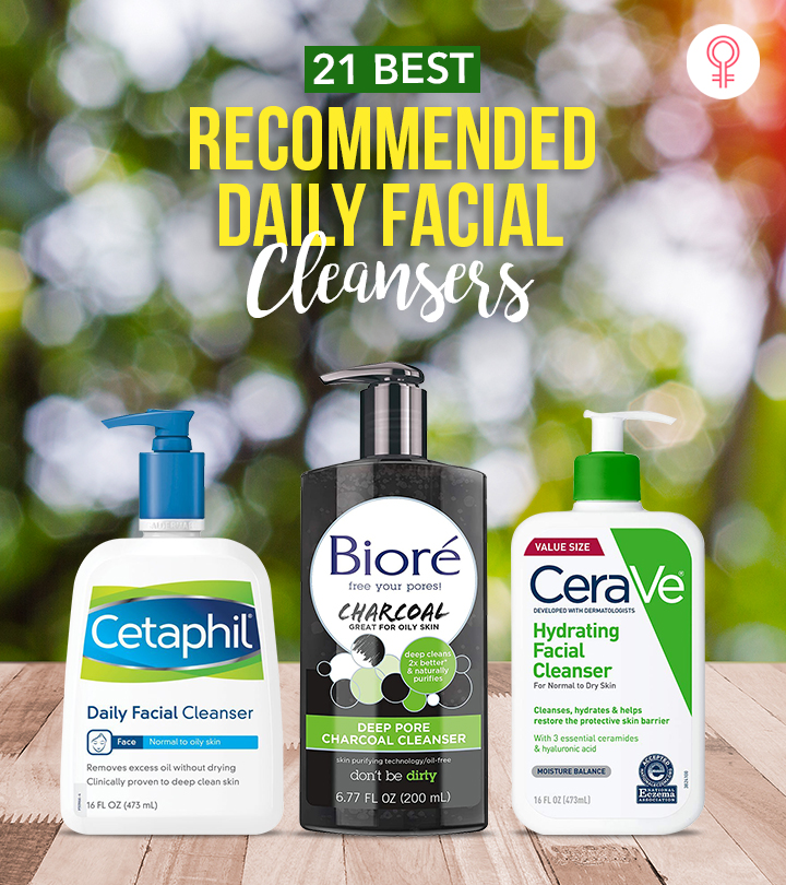 21 Best Recommended Daily Facial Cleansers Of 2021