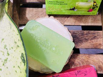 Medimix Ayurvedic Natural Glycerine soap with Lakshadi Oil pic 2-Ayurvedic care for skin-By thatmeishagal