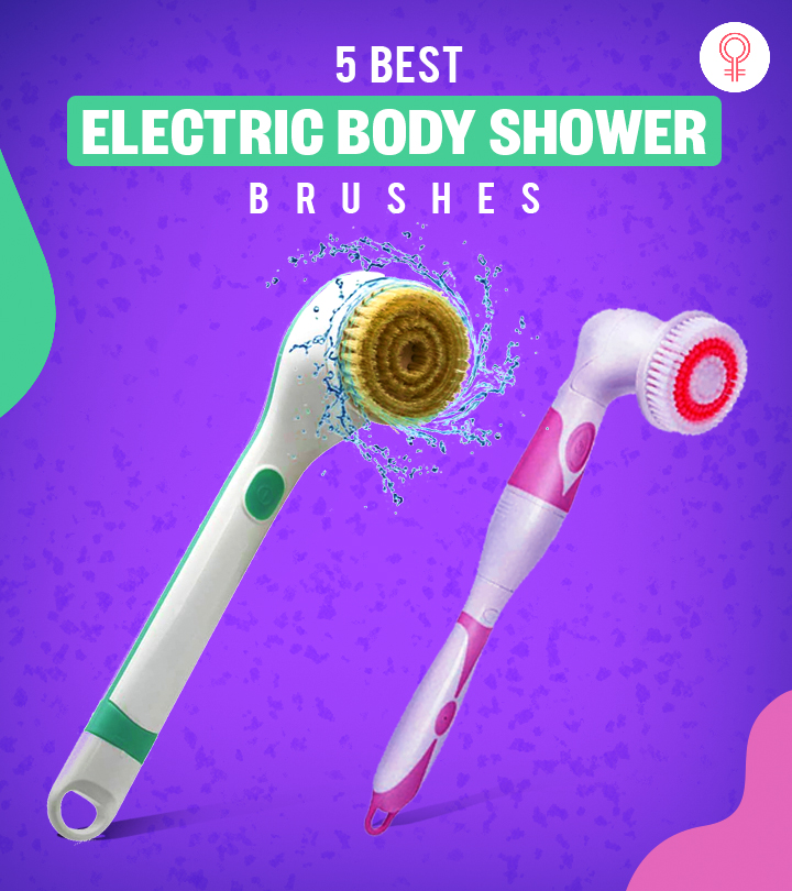 5 Best Electric Body Shower Brushes