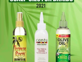 5 Best Scalp Oils For Braids – 2021