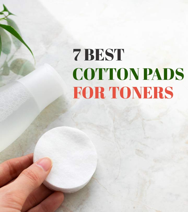 7 Best Cotton Pads For Toners