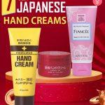 7 Best Japanese Hand Creams