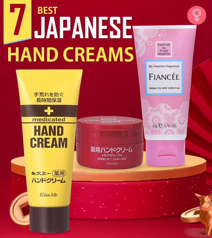 7 Best Japanese Hand Creams