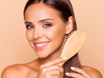 7 Reasons Why You Should Switch To A Wooden Hair Brush