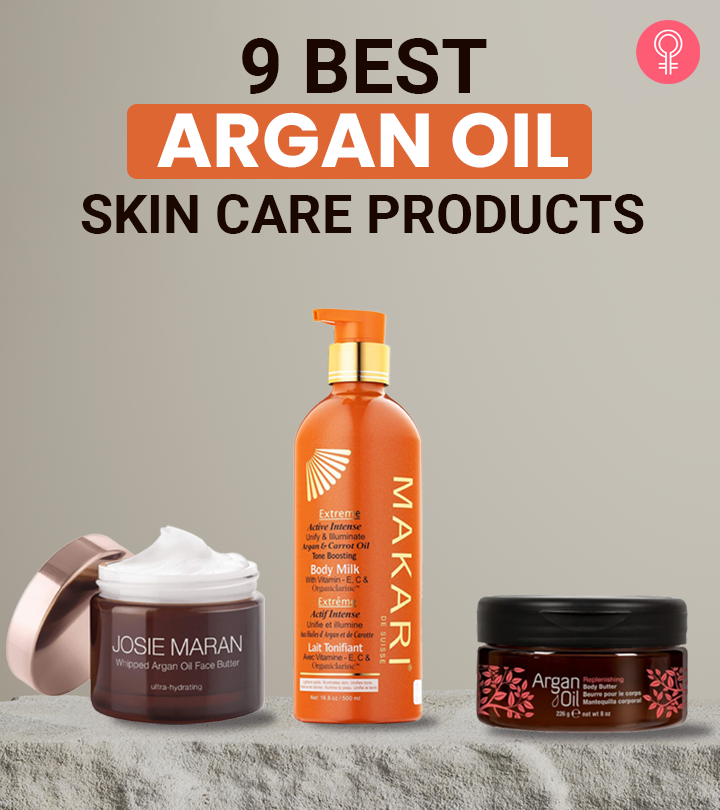 9 Best Argan Oil Skin Care Products Of 2021