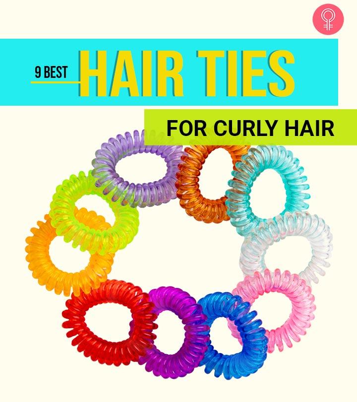 9 Best Hair Ties For Curly Hair