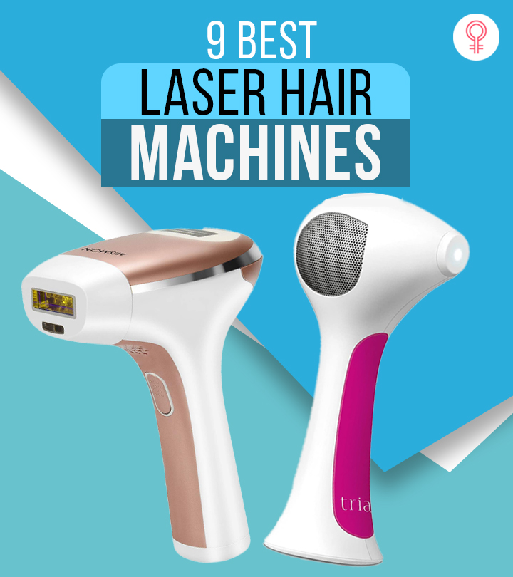 9 Best Laser Hair Removal Machines
