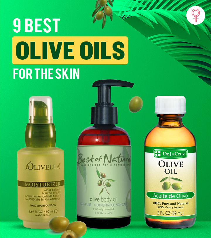 9 Best Olive Oils For The Skin