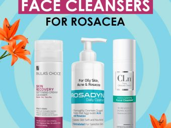 9 Best Recommended Face Cleansers For Rosacea