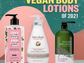 9 Best Vegan Body Lotions Of 2021