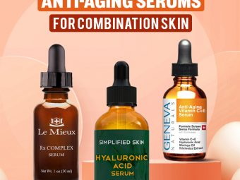 9 Bestselling Anti-Aging Serums For Combination Skin