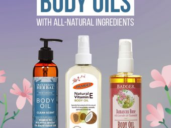 9 Bestselling Body Oils With All-Natural Ingredients