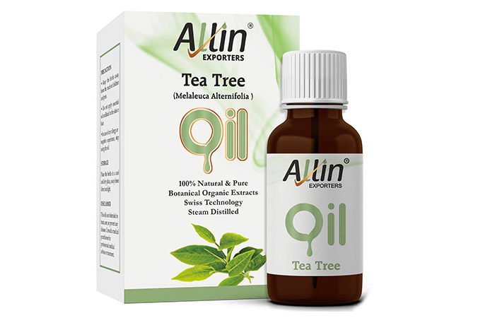 Allin Exporters Tea Tree Essential Oil