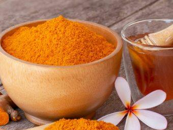 Amazing Benefits of Turmeric and Honey in Hindi