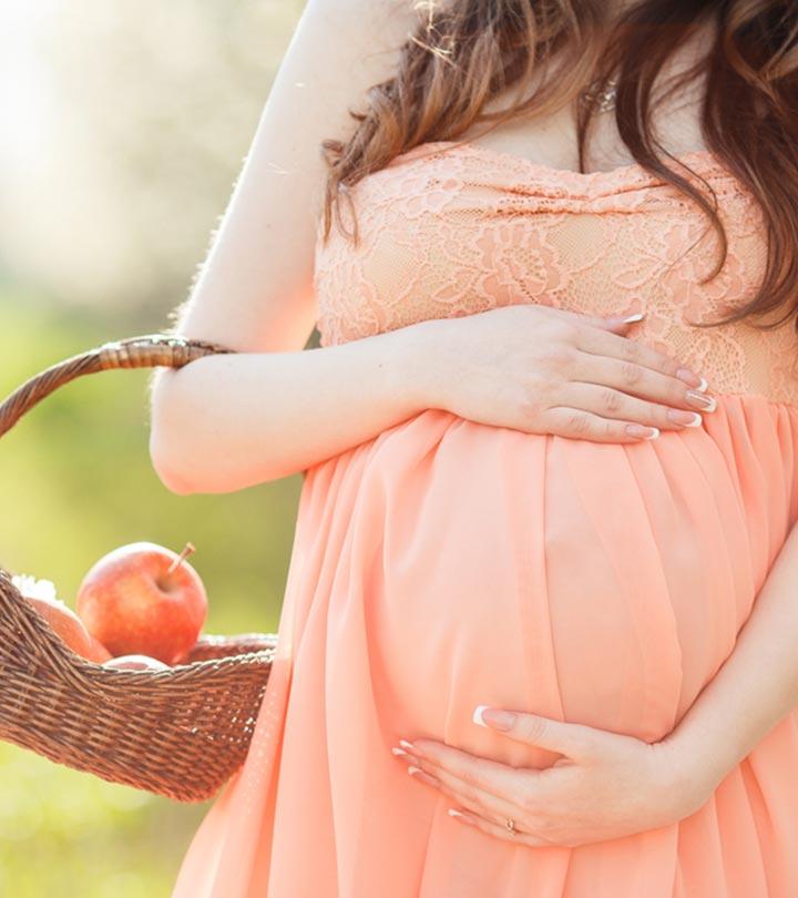 Apple In Pregnancy in Hindi