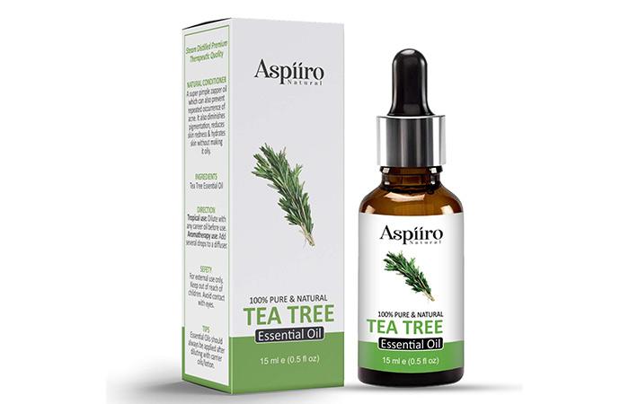 Aspiiro Natural Tea Tree Oil