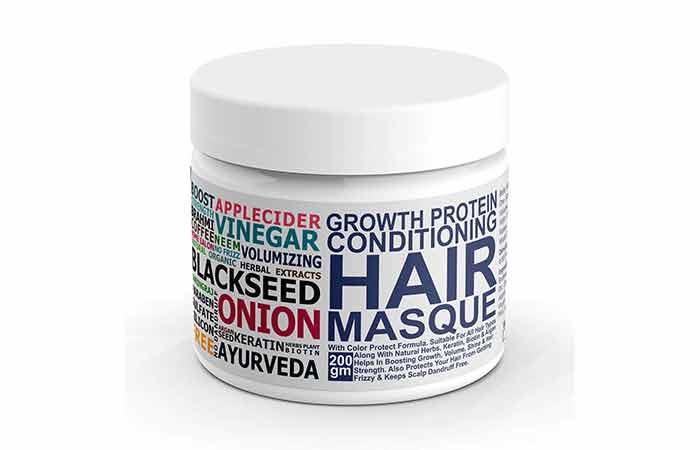 BELLA VITA ORGANIC Growth Protein Hair Masque