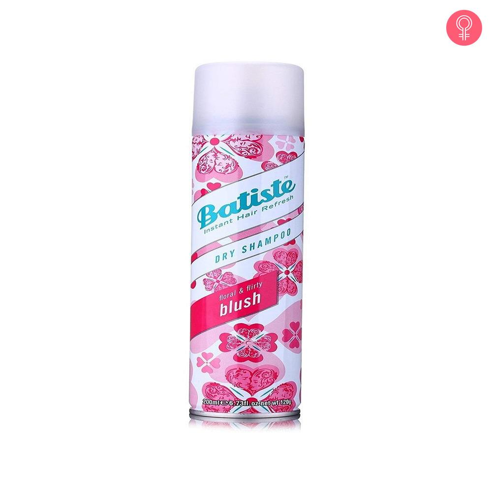 Batiste Floral & Flirty Blush Dry Shampoo