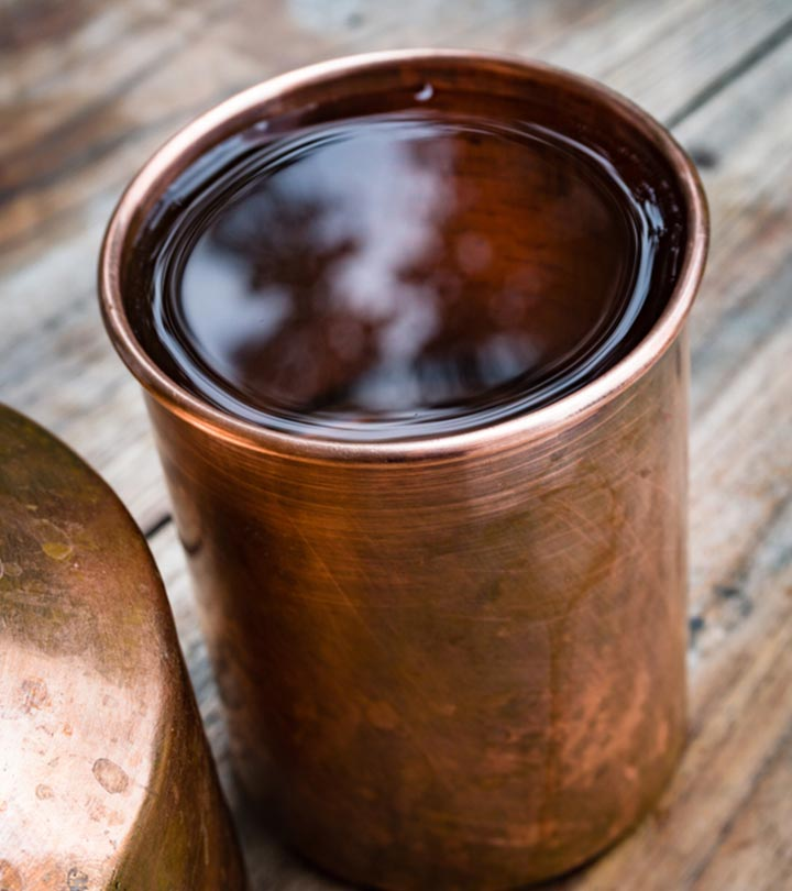 Benefits of Drinking Water from Copper Vessels and Side Effects in Hindi