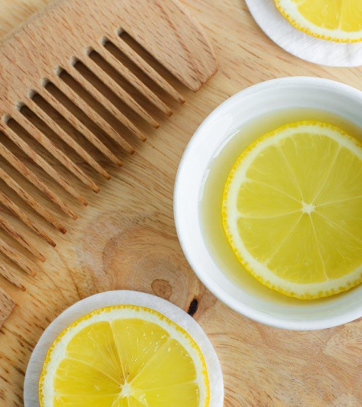 Benefits of Lemon for Hair in Hindi