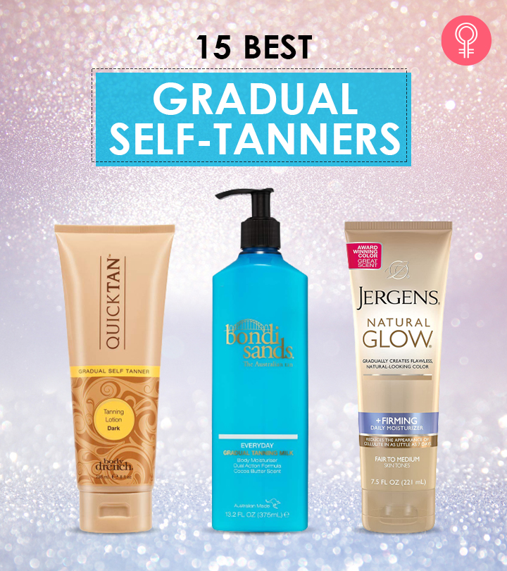15 Best Gradual Self-Tanners
