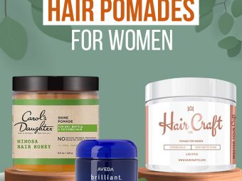 Best Hair Pomades For Women