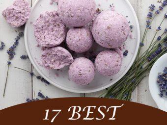 Best Organic Bath Bombs