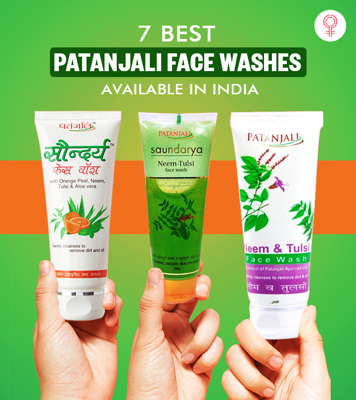 7 Best Patanjali Face Washes Available In India