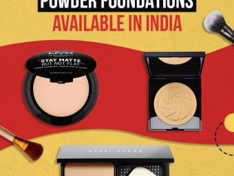Best Powder Foundations Available In India
