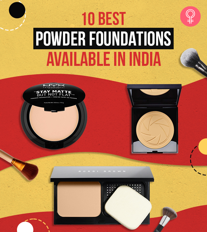 10 Best Powder Foundations Available In India