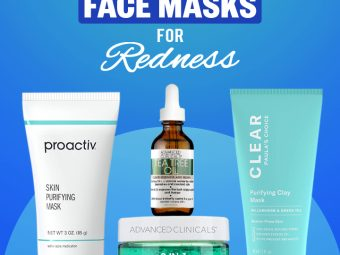 Best Recommended Face Masks For Redness