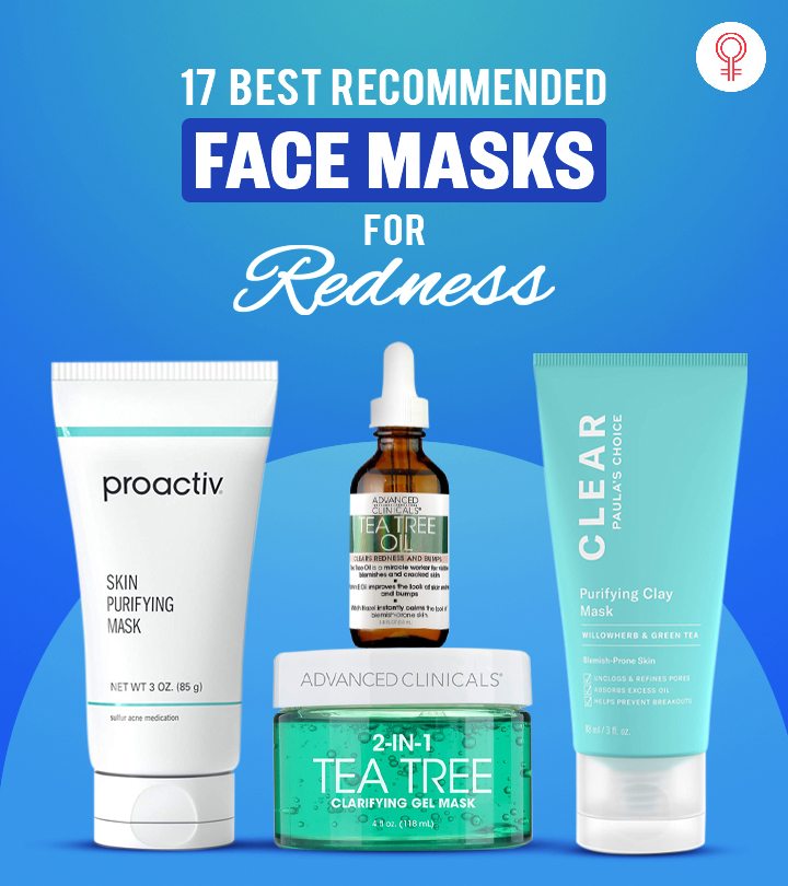 17 Best Recommended Face Masks For Redness Of 2021