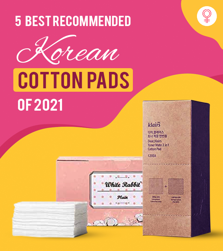 5 Best Recommended Korean Cotton Pads Of 2021
