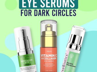 Bestselling Eye Serums For Dark Circles