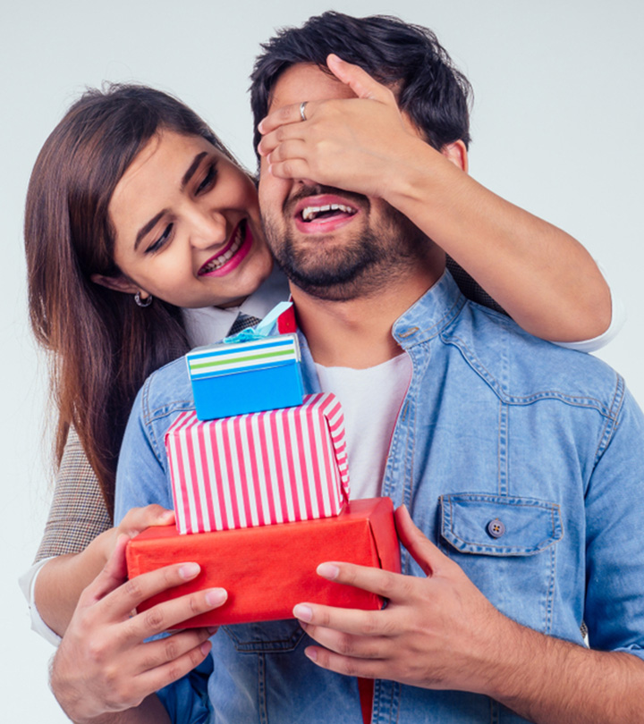 Birthday Surprise For Husband In Hindi