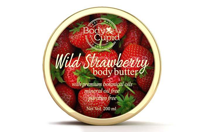 Body Cupid Wild Strawberry Body Butter