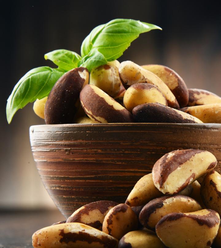 ஆண்மைக்குறைவை நீக்கி பாலியல் இன்பத்தை தூண்டும் பிரேஸில்  நட்ஸ் I Benefits of Brazil nuts in tamil