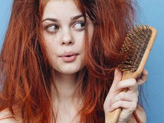 Brittle Hair Causes And Treatment