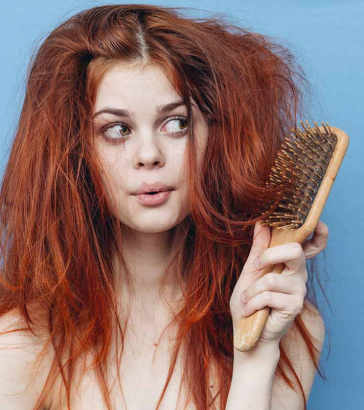 Brittle Hair: Causes And Treatment