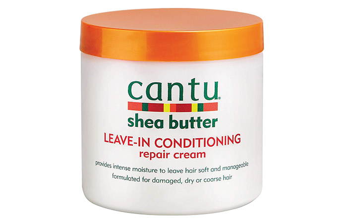 Cantu Shea Butter Leave-In Conditioning Repair Cream
