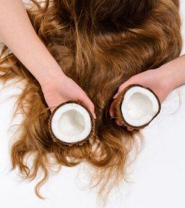 DIY Coconut Milk Shampoo For All Hair Types