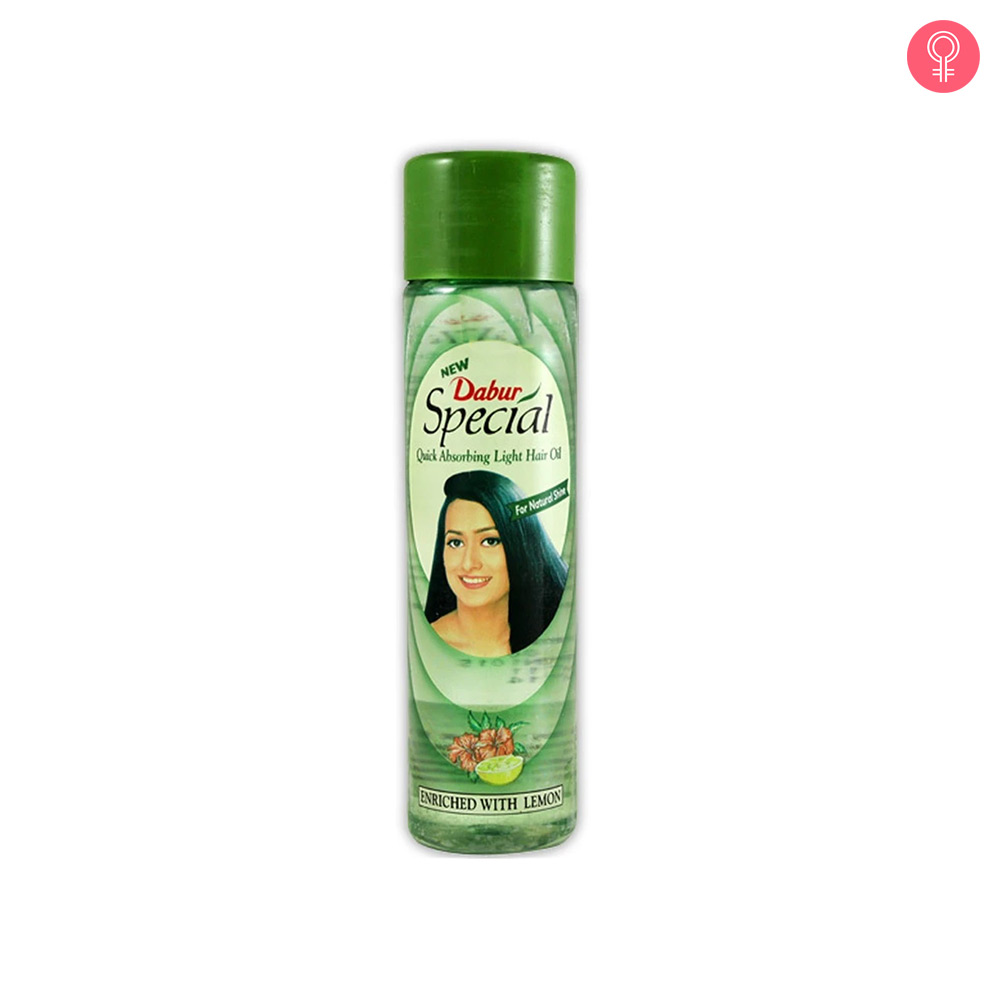 Dabur Special Quick Absorbing Light Hair Oil