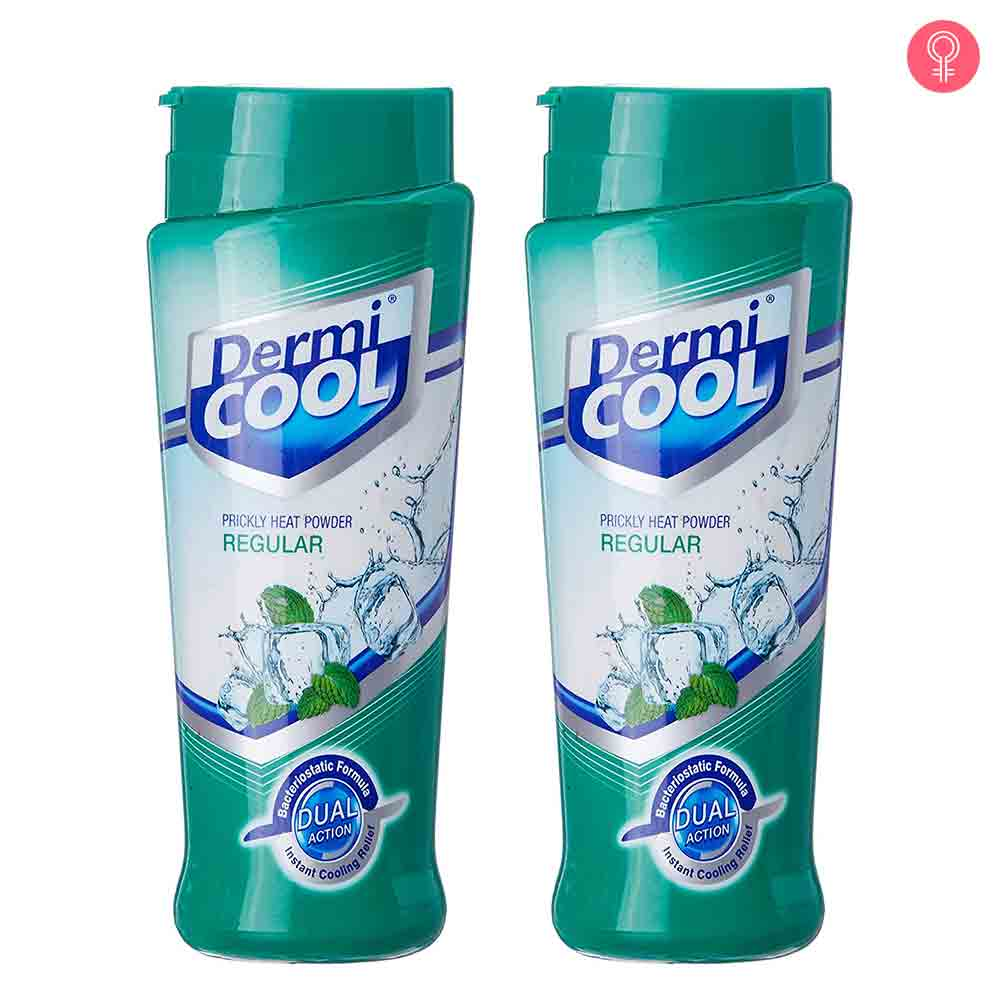 Dermi Cool Prickly Heat Powder Regular