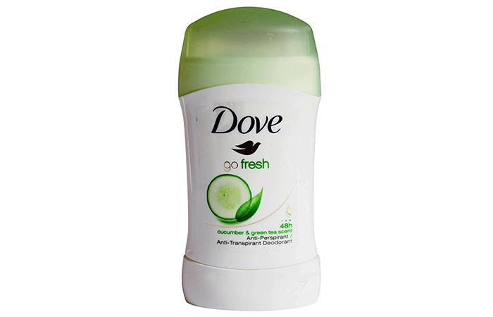Dove Go Fresh Cucumber & Green Tea Scent Anti-Perspirant