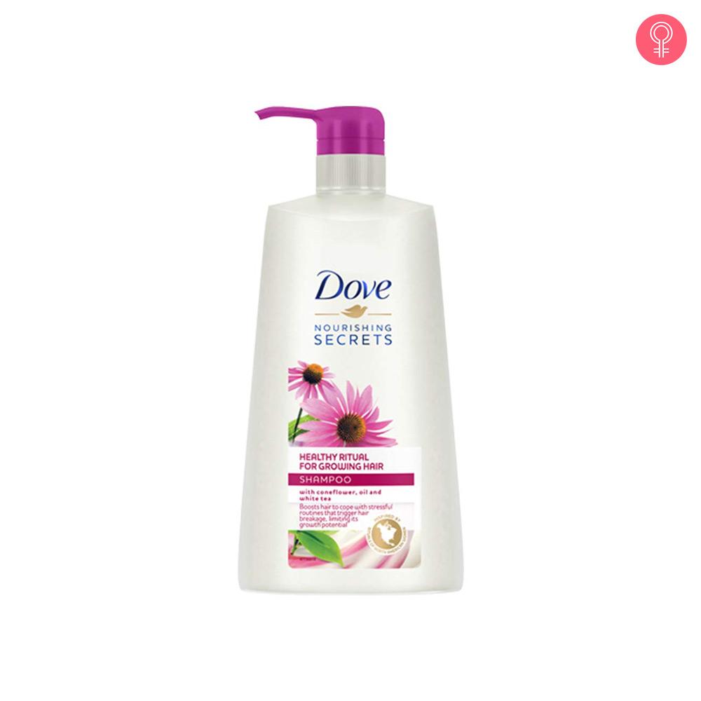 Dove Nourishing Secrets Healthy Ritual for Growing Hair Shampoo
